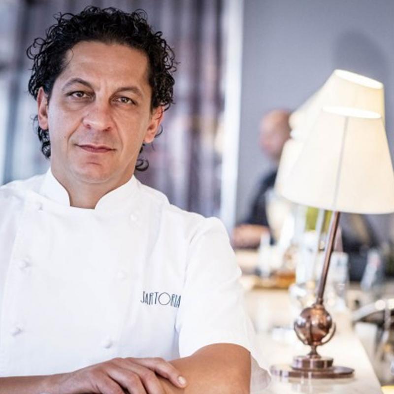 Immagine - Lo chef Francesco Mazzei esalta sul Financial Times la cucina del Ristorante Agorà di Rende